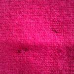 大切なニットのセーターに虫穴