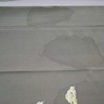 着物の裾に汚れがあったので拭いたら大きなシミに・・・