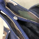 バッグのファスナー、持ち手が取れた時の修理